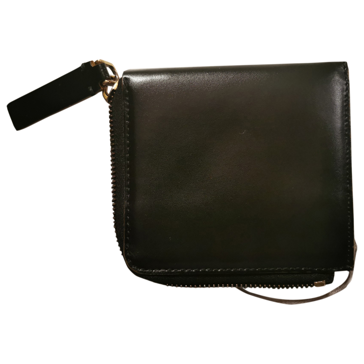 Marni N Black Leather Small bag, wallet & cases for Men N