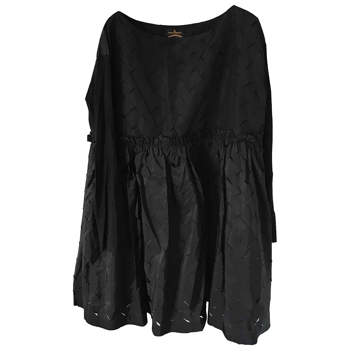 Vivienne Westwood Anglomania \N Black dress for Women 42 IT