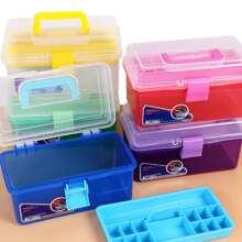 1pc Portable Random Pencil Case
