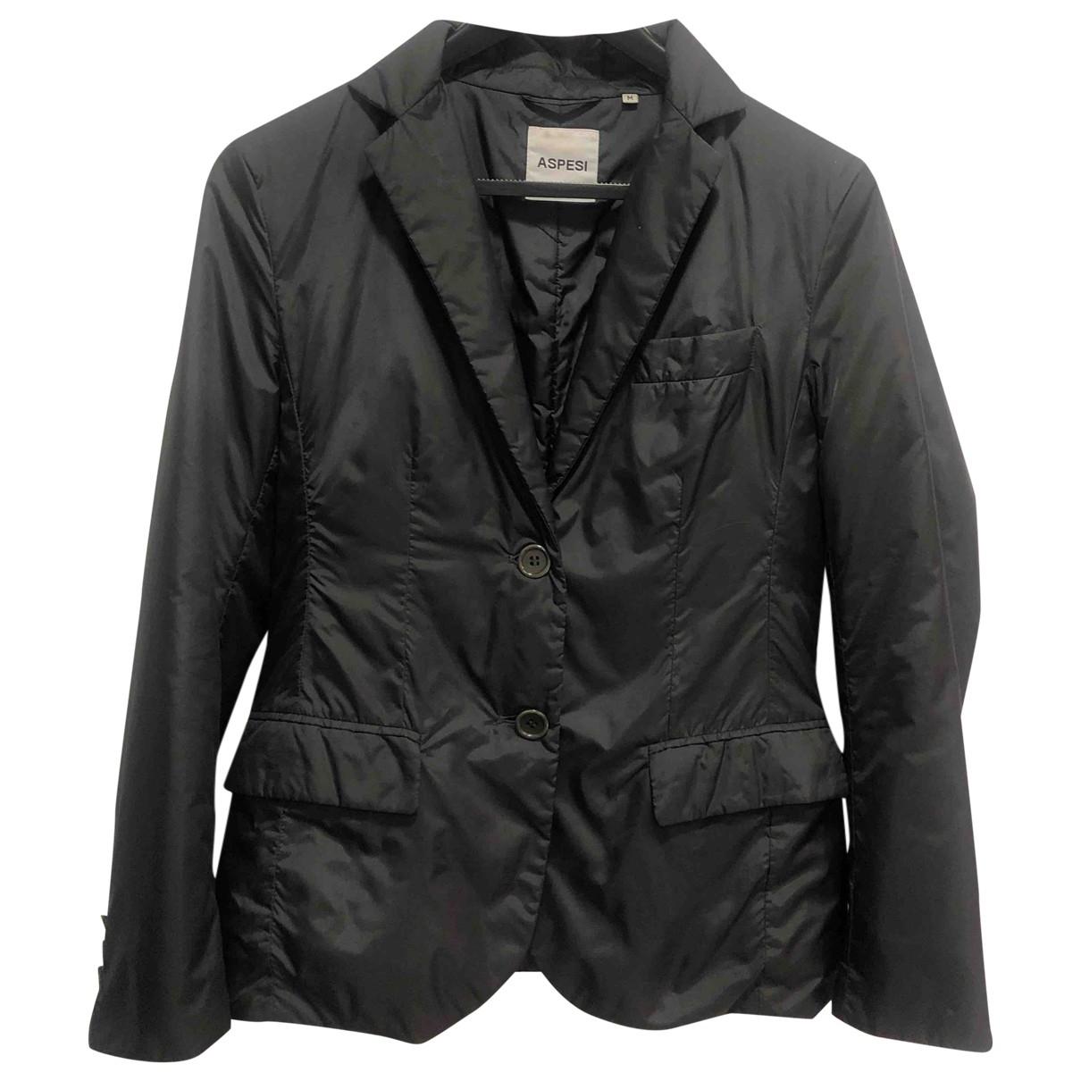 Aspesi \N Black jacket for Women M International