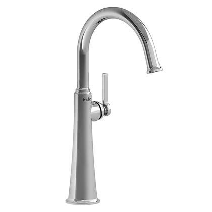 Momenti MMRDL01LC-05 Single Hole Lavatory Faucet with L Lever Handle 0.5 GPM  in