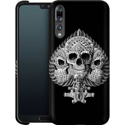 Huawei P20 Pro Smartphone Huelle - Skull Spade von BIOWORKZ