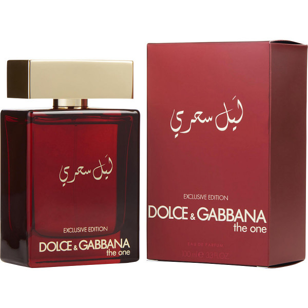 The One Mysterious Night - Dolce & Gabbana Eau de parfum 100 ml