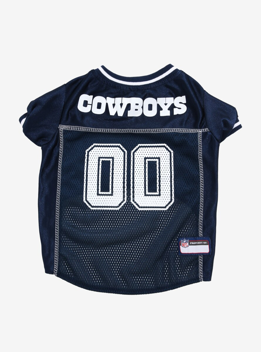NFL Dallas Cowboys Mesh Pet Jersey