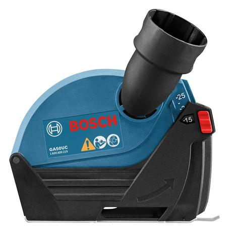 Bosch 5 In. Small Angle Grinder Dust Collection Attachment