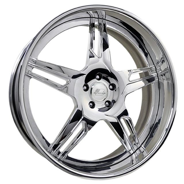 Billet Specialties DT82261Custom BLVD 82 Wheels 26x10