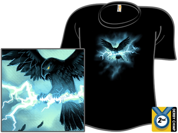 Thunderbird T Shirt