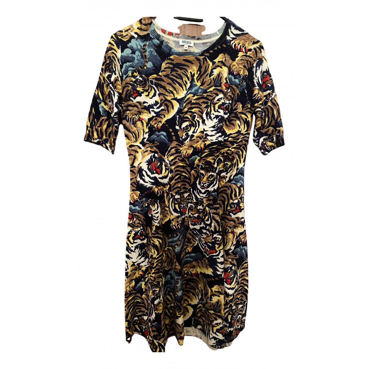 Mini vestido de Lana Kenzo