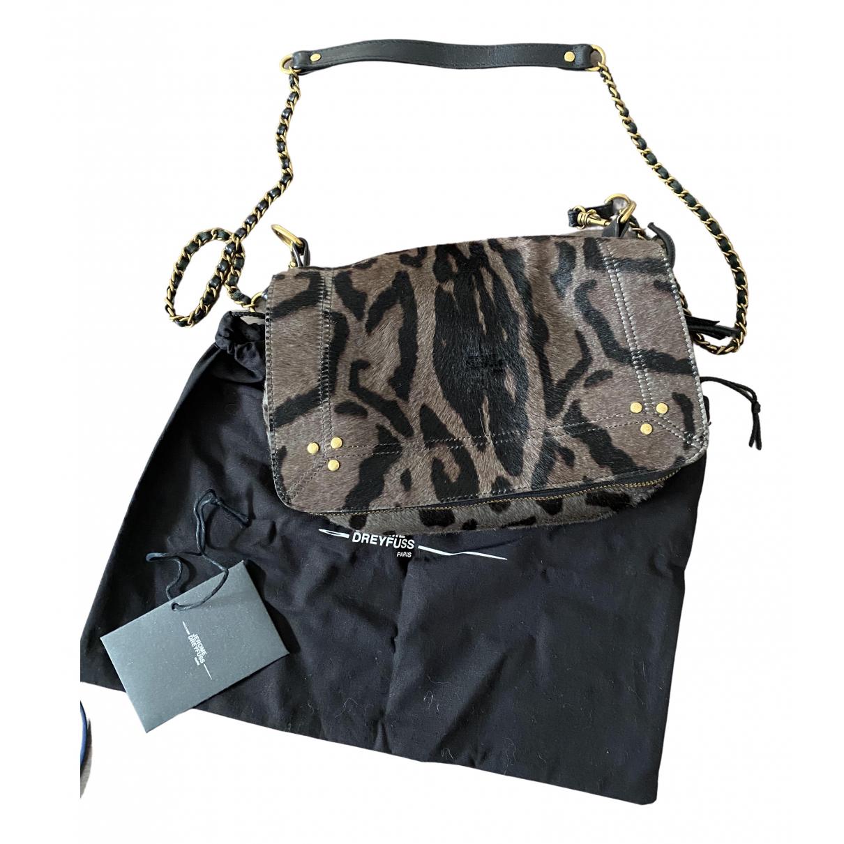 Jerome Dreyfuss Bobi Handtasche in Leder