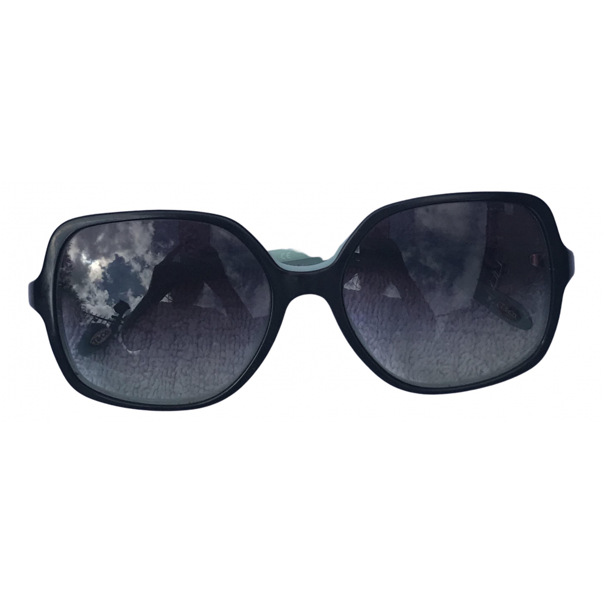 Tiffany & Co \N Sonnenbrillen in  Schwarz Kunststoff