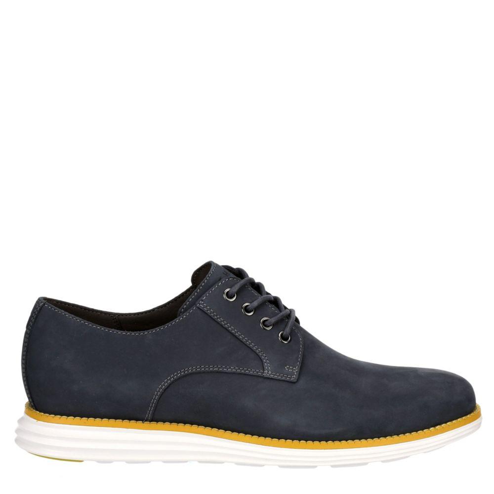 Cole Haan Mens Original Grand Plain Toe Oxfords