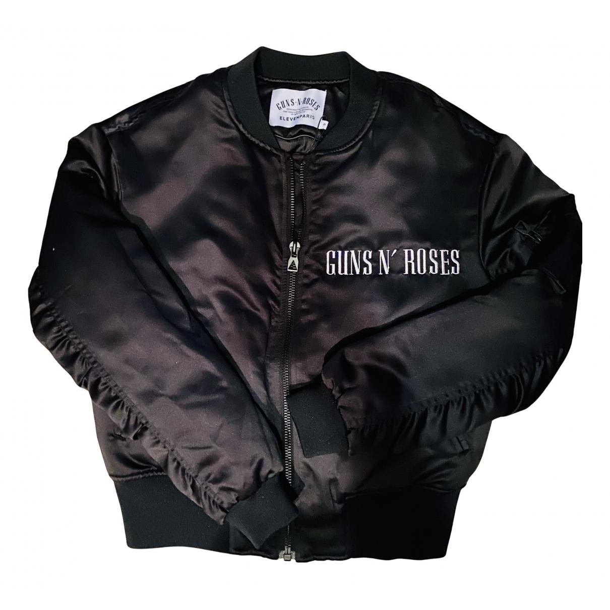 Eleven Paris N Black Silk jacket for Women S International