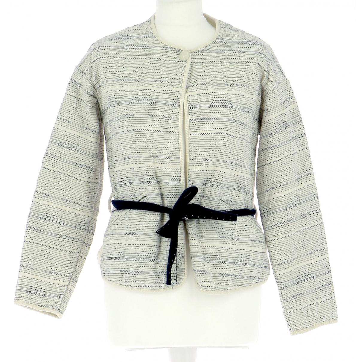 Sessun - Veste   pour femme en coton