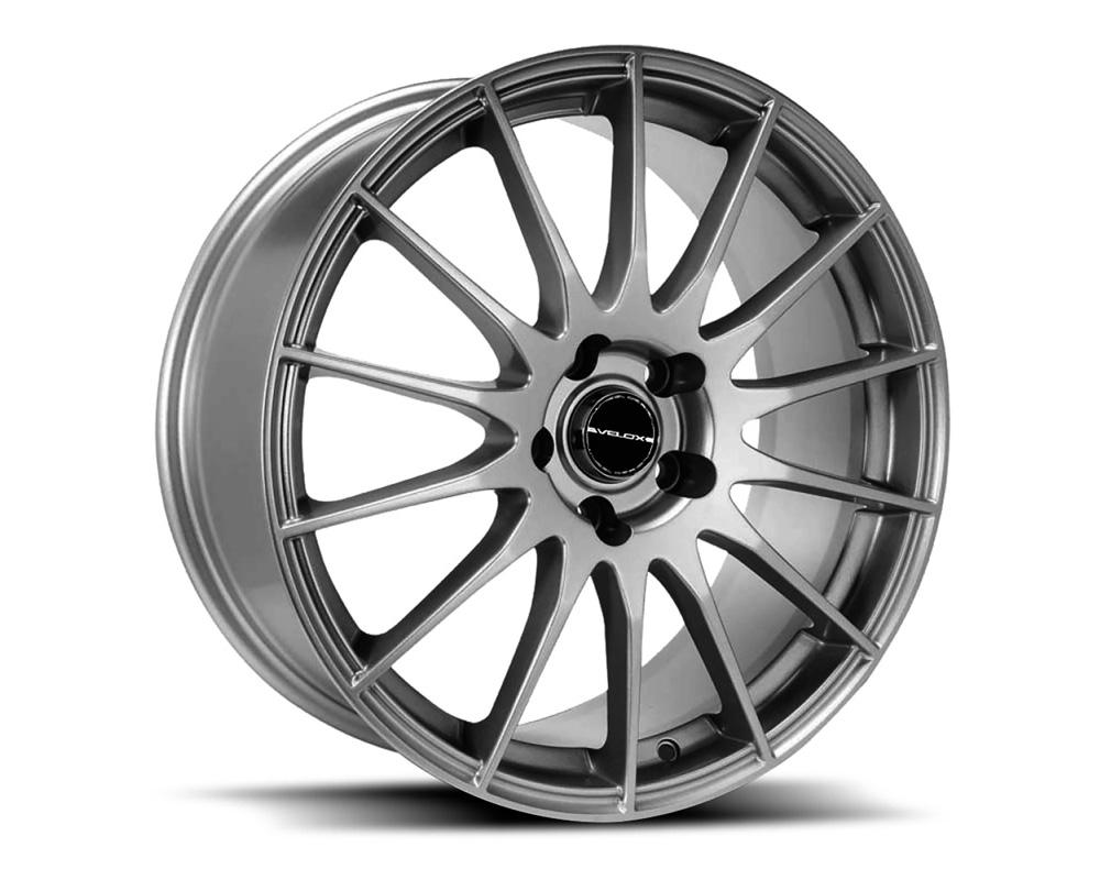 Velox Sterling Silver Wheel 16x6.5 5x110/115 38