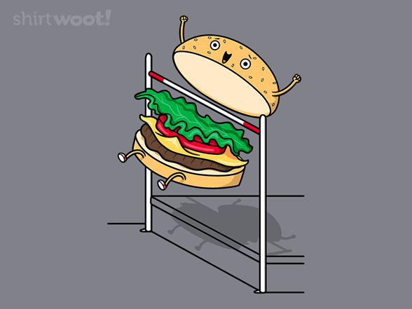Burger Jump! T Shirt