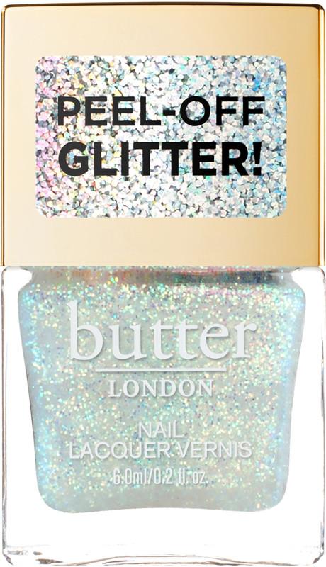 Glazen Peel-Off Glitter Lacquer - Aura