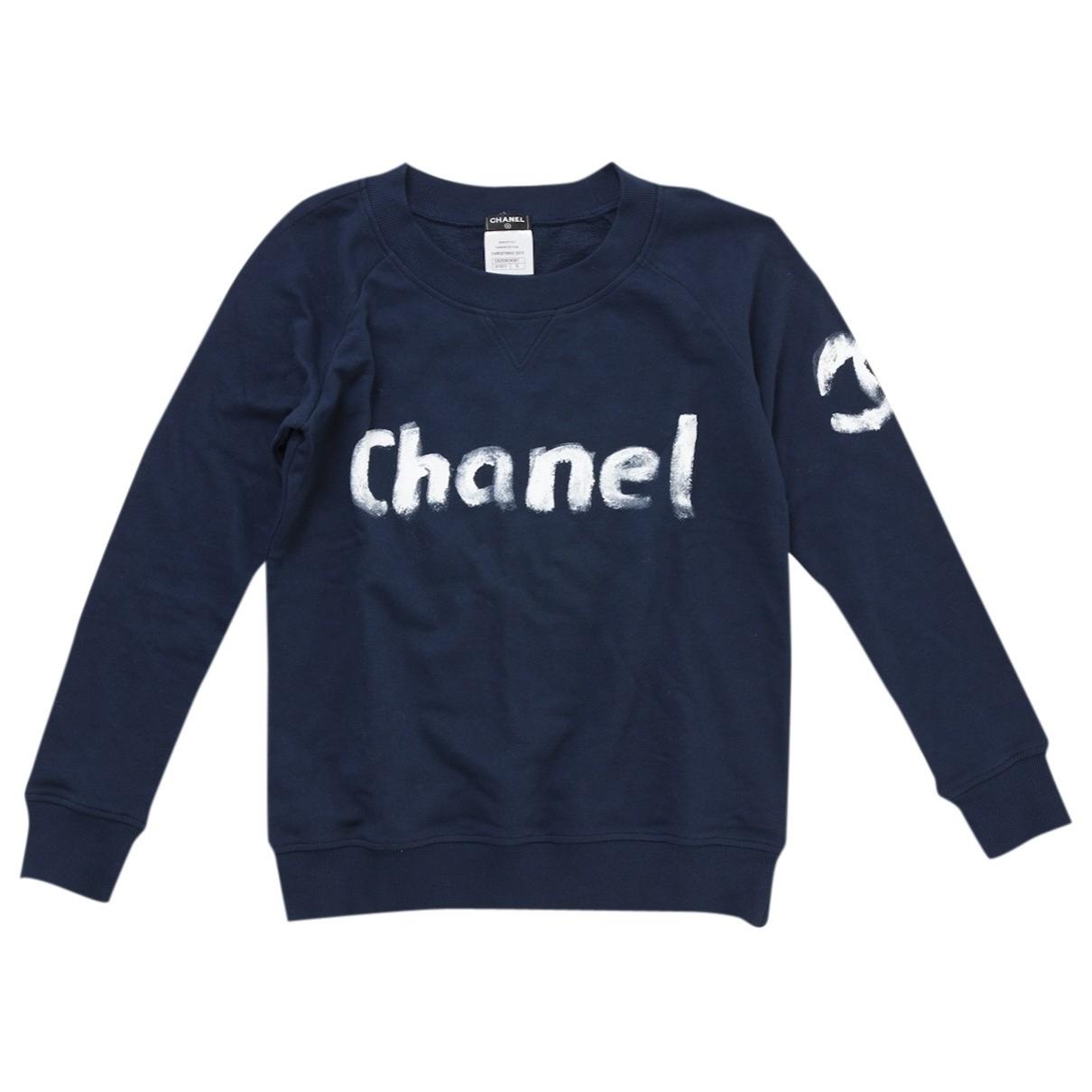 Chanel \N Pullover.Westen.Sweatshirts  in Baumwolle