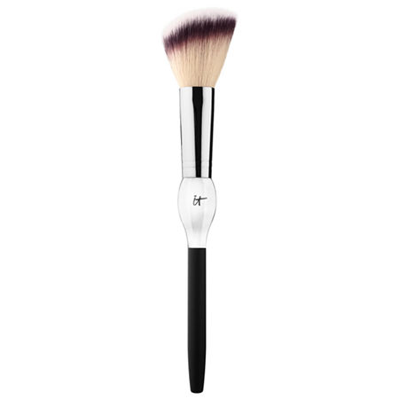 IT Cosmetics Heavenly Luxe French Boutique Blush Brush #4, One Size , Beige