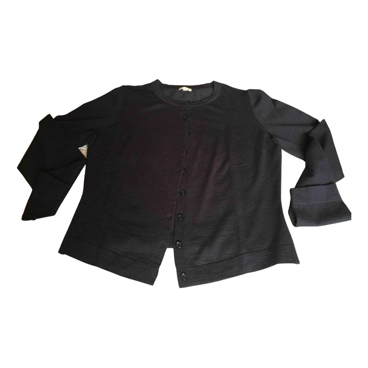 Alaia - Pull   pour femme en laine - marron