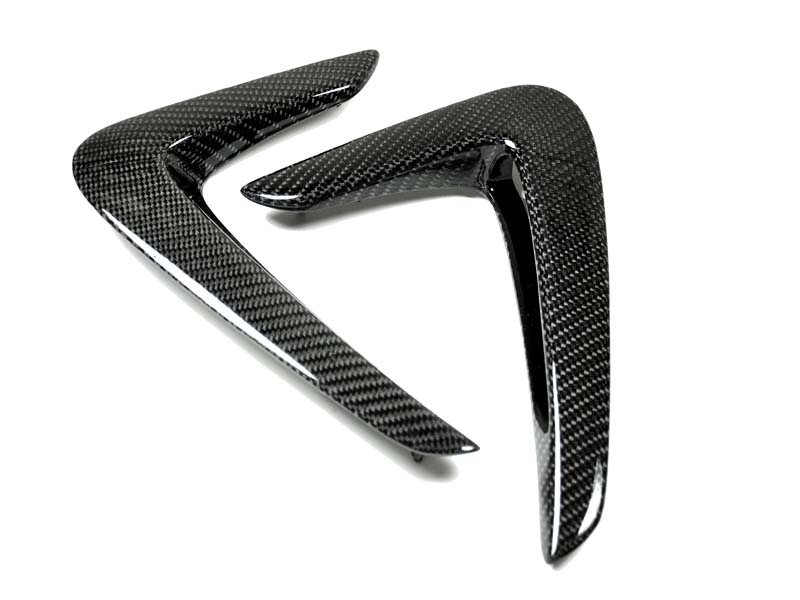 Auto Tecknic BM-0075 Replacement Carbon Fiber Fender Trim BMW 425d F33 14-15