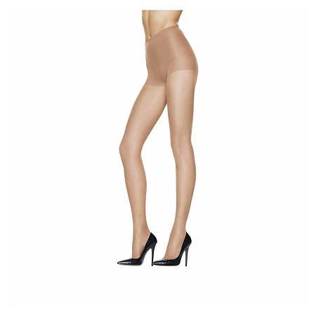 Hanes Silk Reflections Sheer Support Pantyhose, Ef , Brown