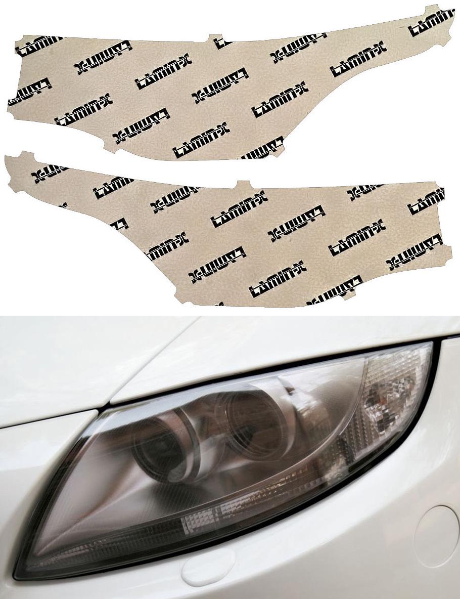 GMC Acadia 17-19 Tint Headlight Covers Lamin-X G019T