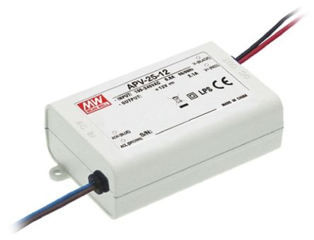 Mean Well Constant Voltage LED Driver 25.2W 36V