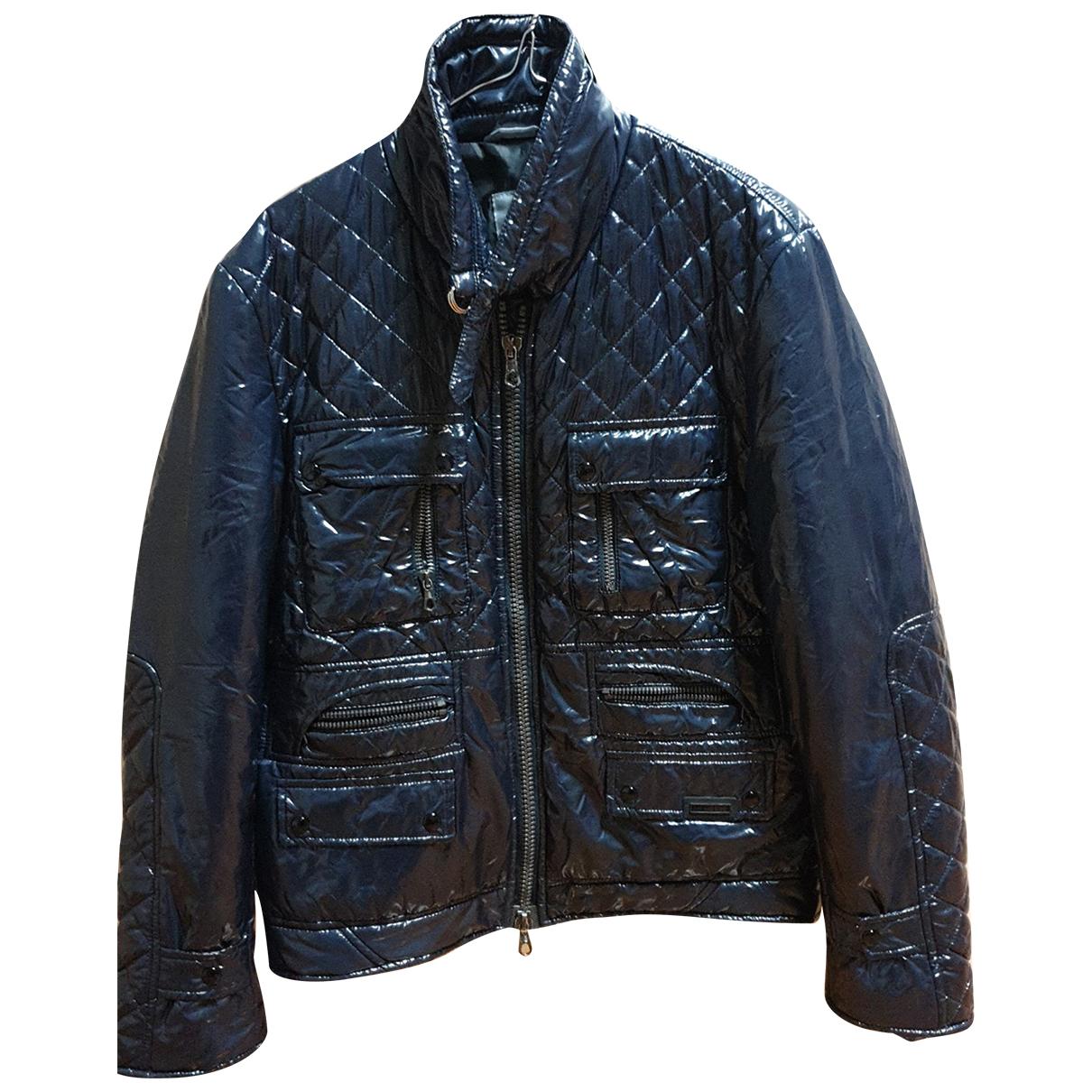 Non Signé / Unsigned N Blue jacket  for Men 48 IT