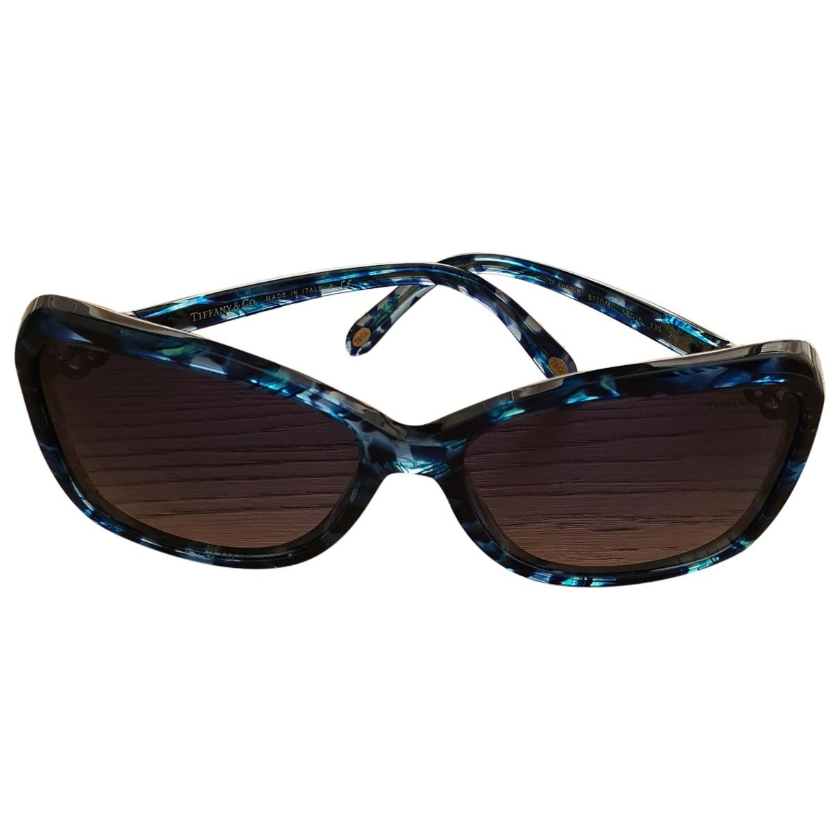 Tiffany & Co - Lunettes   pour femme - bleu
