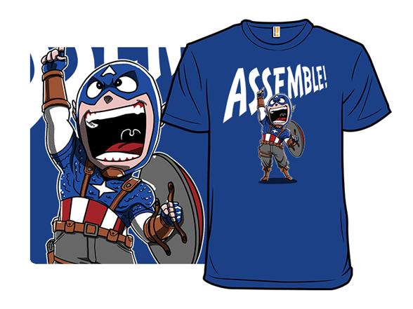 Assemble T Shirt