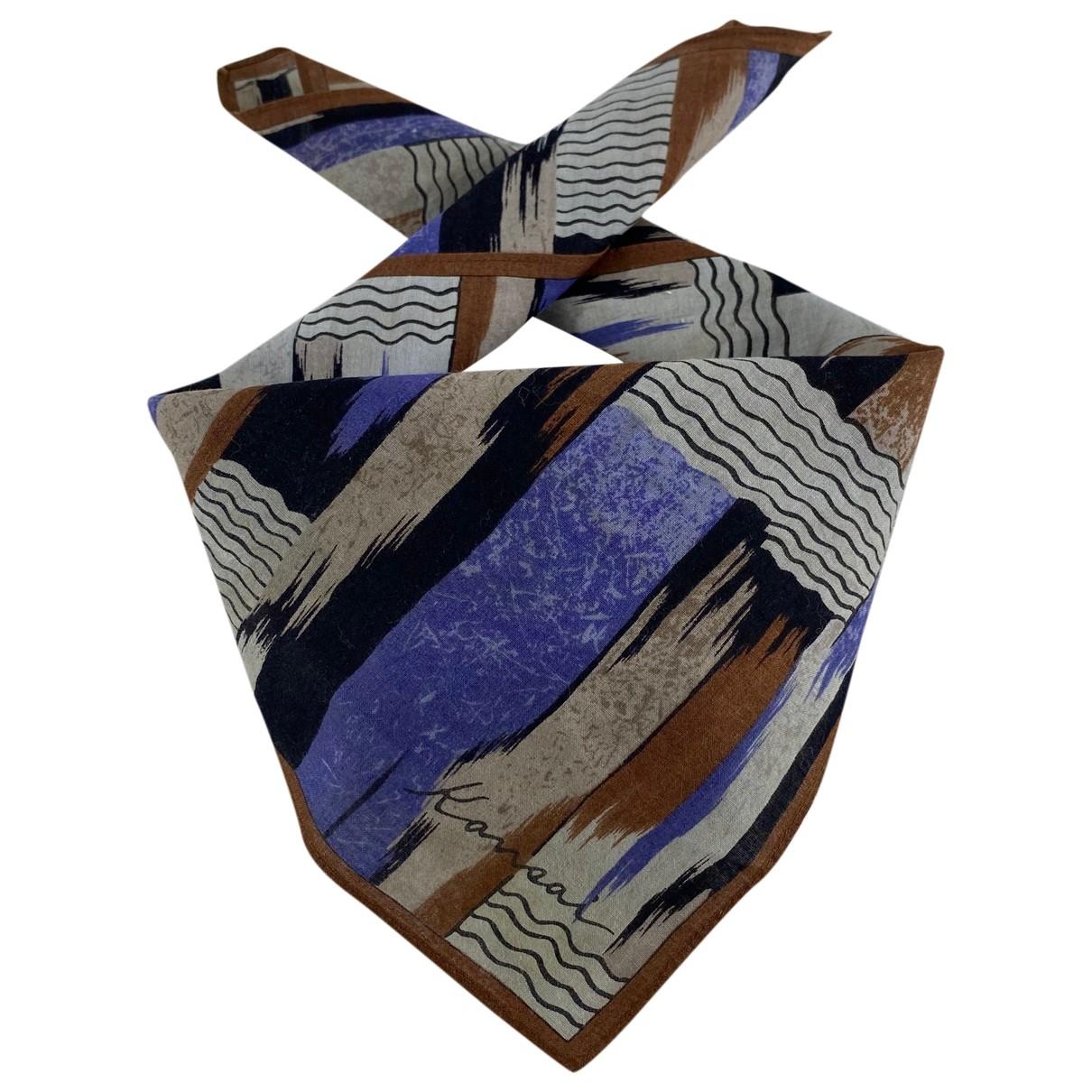 Kansai Yamamoto \N Schal in Baumwolle