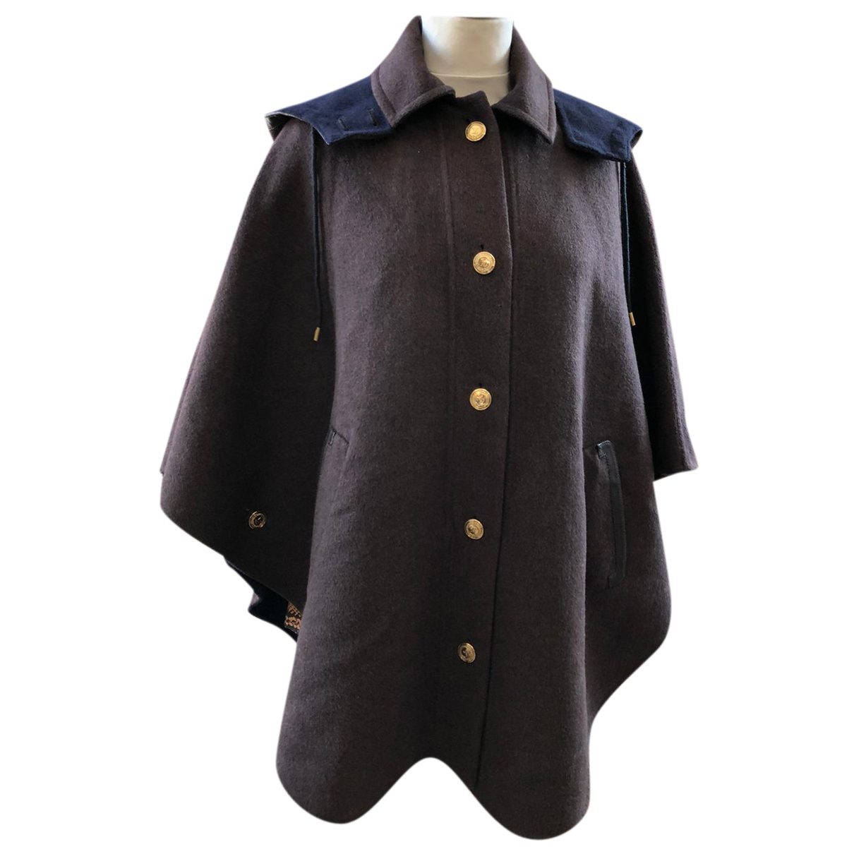 Louis Vuitton N Brown Cashmere jacket for Women One Size FR