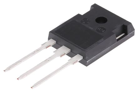 ROHM SiC N-Channel MOSFET, 22 A, 1200 V, 3-Pin TO-247  SCT2160KEC