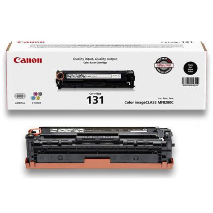 Canon 131 6272B001AA cartouche de toner originale noire