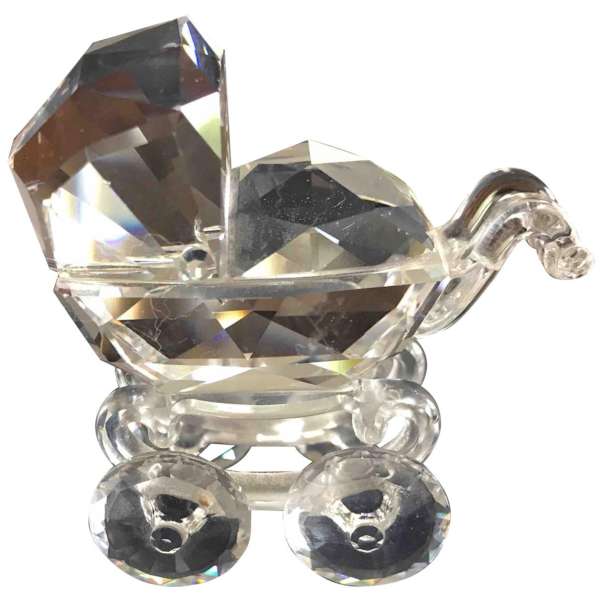 Objeto de decoracion de Cristal Swarovski