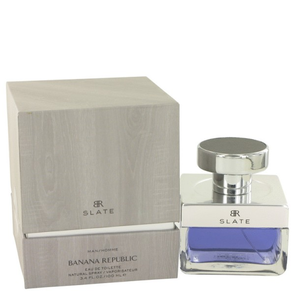 Banana Republic - Slate : Eau de Toilette Spray 3.4 Oz / 100 ml
