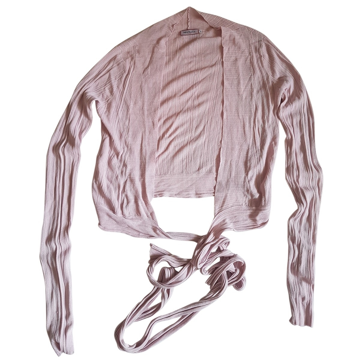 Max & Co - Pull   pour femme - rose