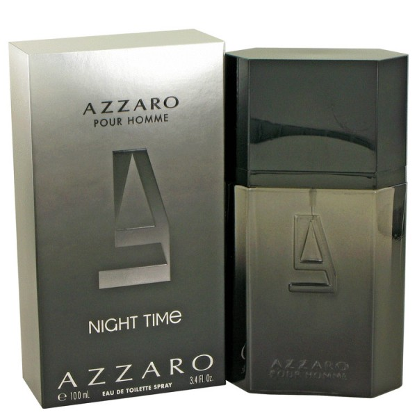 Loris Azzaro - Night Time : Eau de Toilette Spray 3.4 Oz / 100 ml