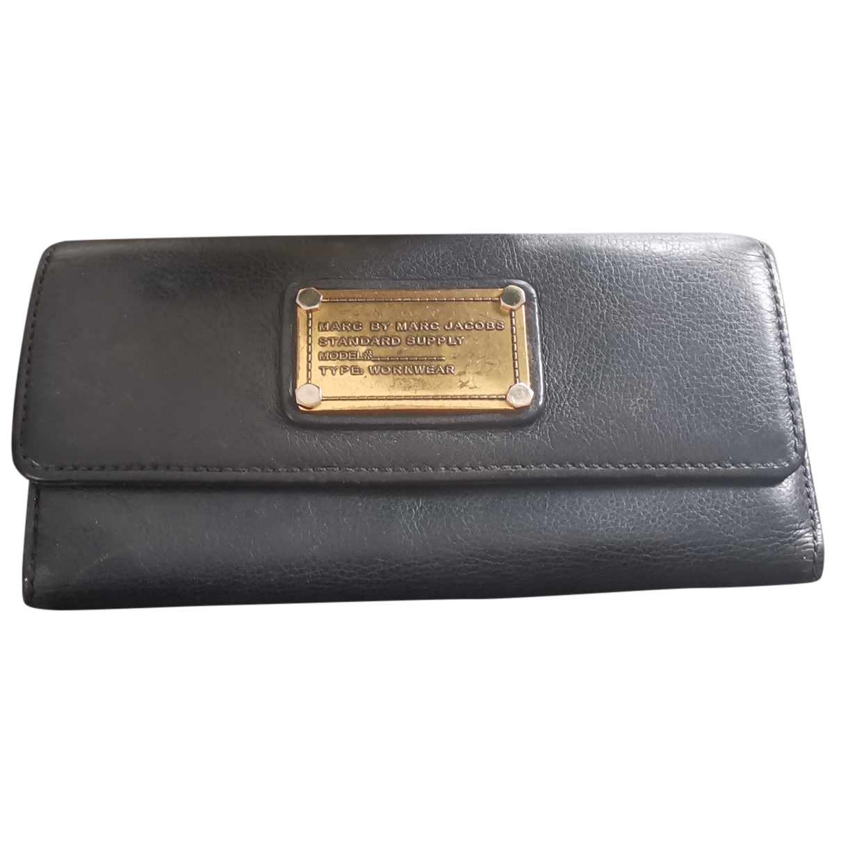 Marc By Marc Jacobs N Blue Leather wallet for Women N