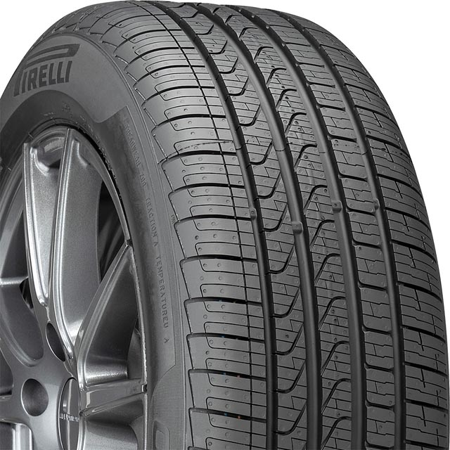 Pirelli 3589900 Cinturato P7 All Season Plus II Tire 245/45 R20 99V SL BSW