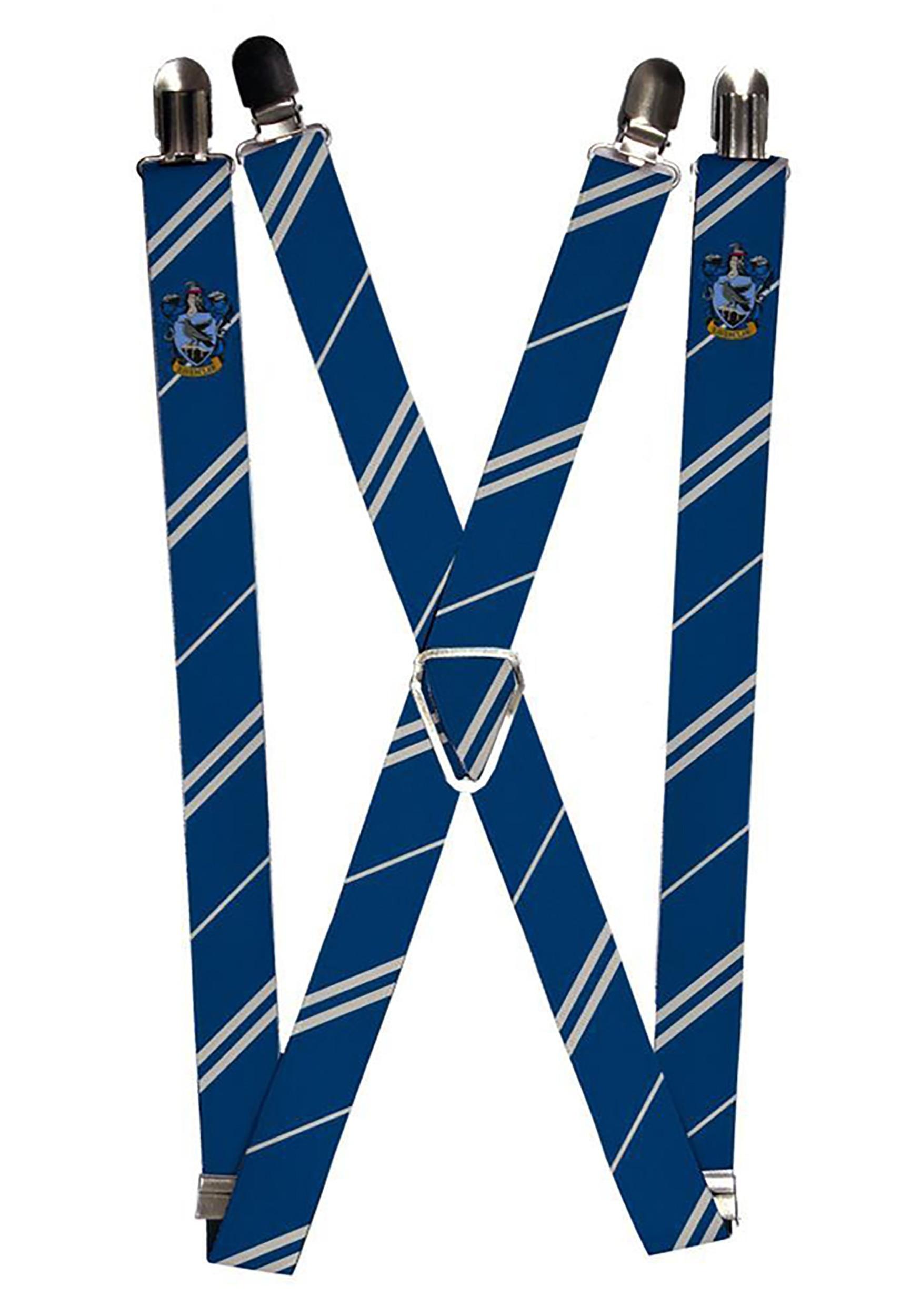 Harry Potter Ravenclaw Suspenders