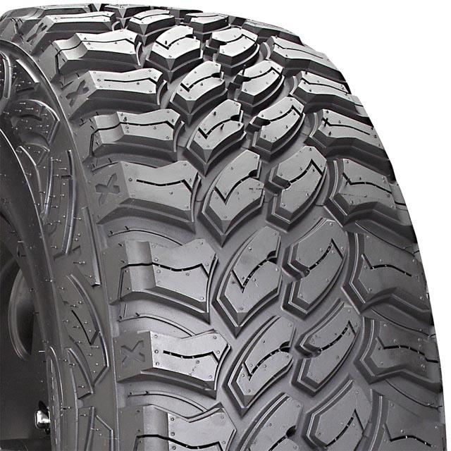 Pro Comp 771237 Xtreme MT2 Tire 37x12.50R17 LT 124Q D2 BSW