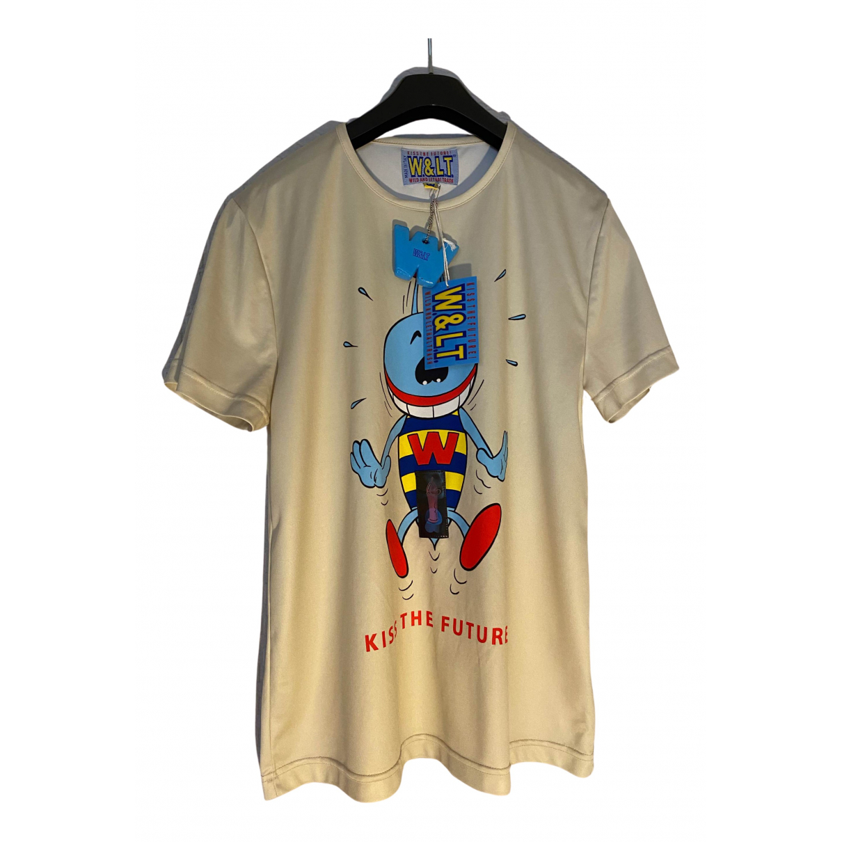 Wild And Lethal Trash By Walter Van Beirendonck - Tee shirts   pour homme - beige