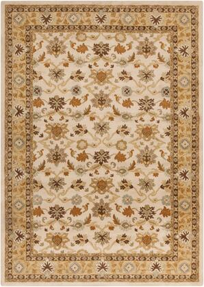 Caesar CAE-1010 10' x 14' Rectangle Traditional Rug in