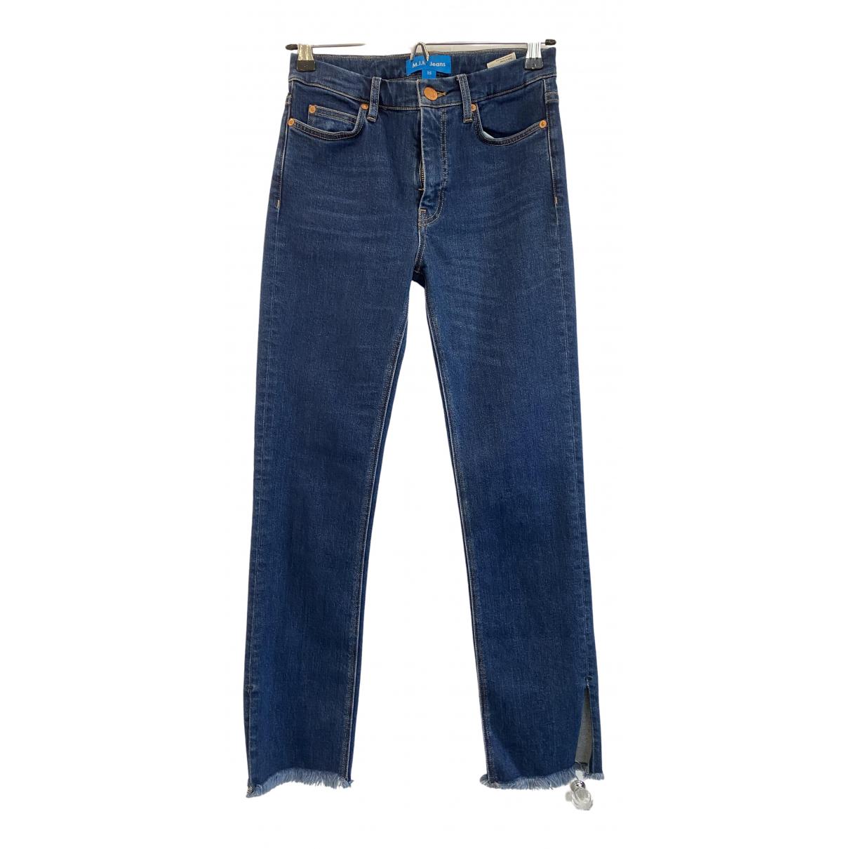 Vaquero recto Mih Jeans