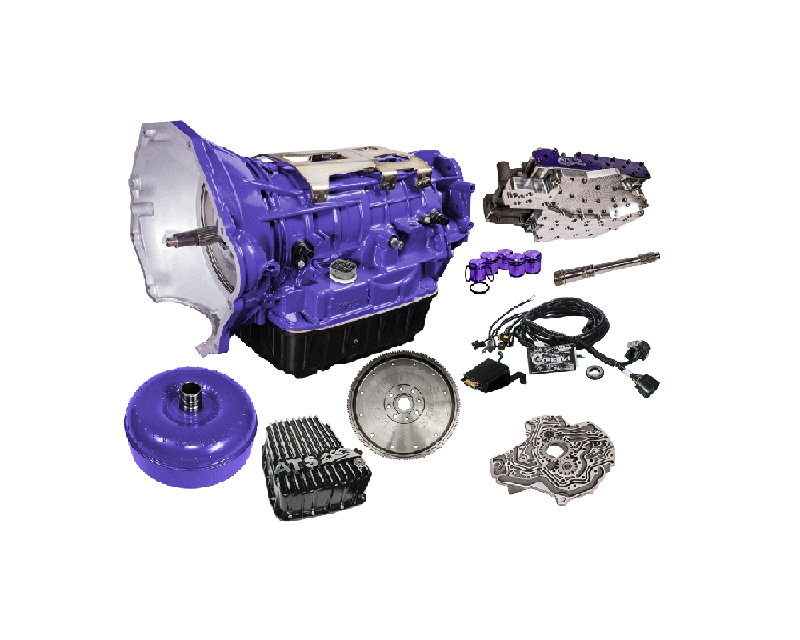 ATS Diesel 3097372380 Stage 3 68RFE 4WD Transmission Package with Co-Pilot and 5 year/500000 Mile Warranty 12-18 RAM 6.7L Cummins