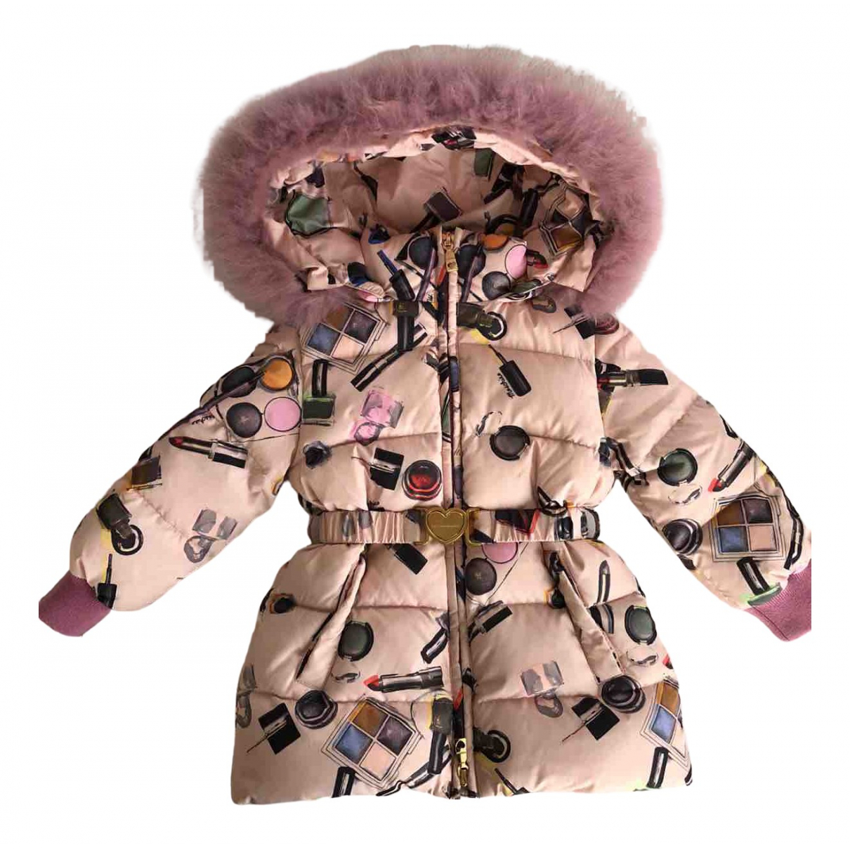Moschino N Pink jacket & coat for Kids 18 months - up to 81cm FR