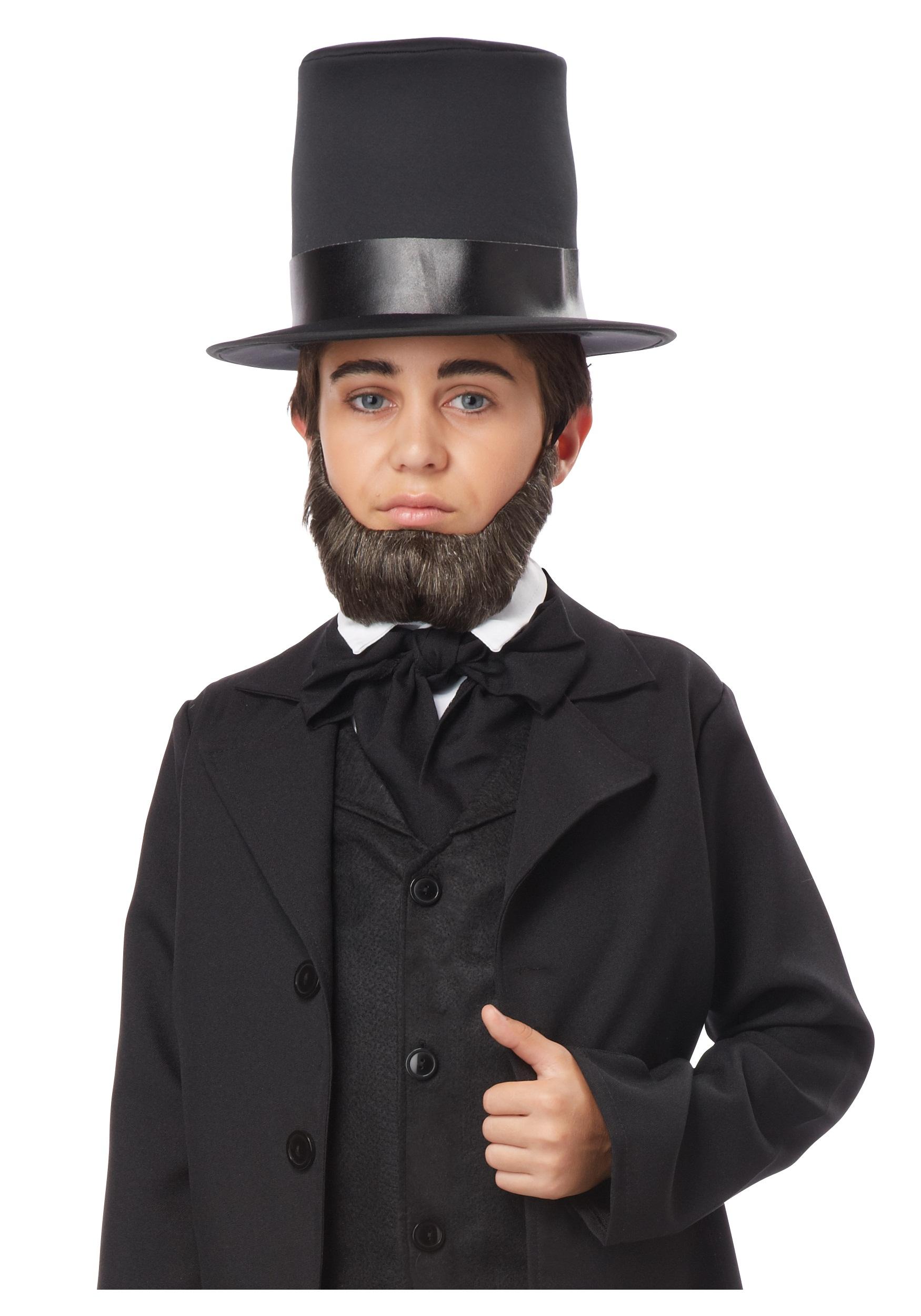 Kids Honest Abe Beard