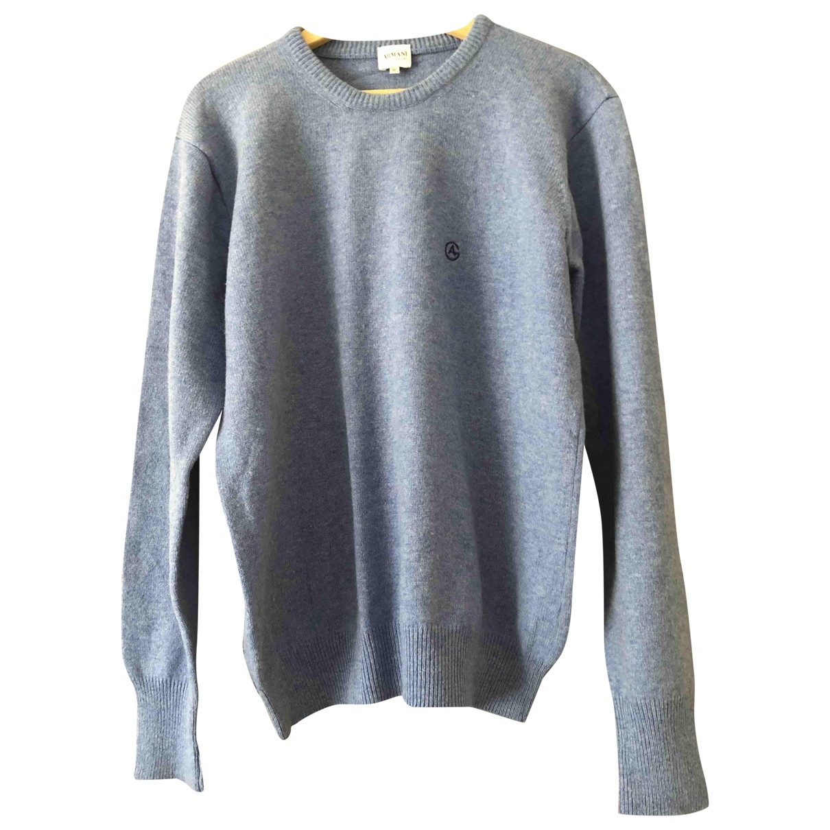 Armani Collezioni \N Wool Knitwear & Sweatshirts for Men 50 IT