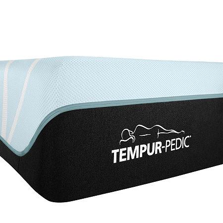 TEMPUR-Pedic ProBreeze Medium Hybrid - Mattress Only, One Size , White